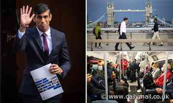 Rishi Sunak's new coronavirus bailout: Chancellor upstages a cautious Prime Minister