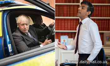 SIMON WALTERS: The day Rishi Sunak ripped up the truce in Downing Street