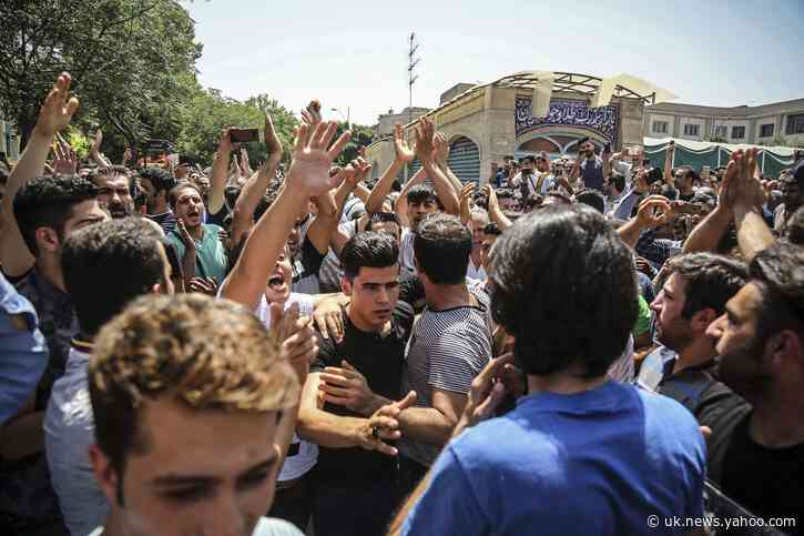 US hits Iran court, judges with sanctions over wrestler