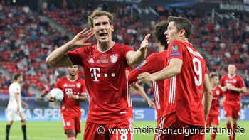 Stimmen Sie ab! FC Bayern gegen Sevilla - wer war der beste Bayern-Profi beim Supercup?