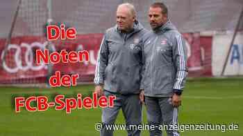 FC Bayern: Die Noten der FCB-Stars gegen Sevilla - nur einmal Bestnote und sogar eine 5