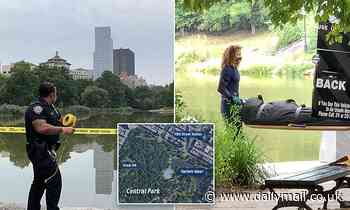New York City Fisherman, 24, hooks human corpse in Central Park lake