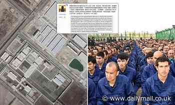 China's vast network of 're-education camps' for Uyghur Muslims is mapped by Australian researchers