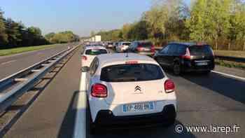 Deux voies neutralisées sur la RD2060 vers Fay-aux-Loges jusqu'au 14 octobre - La République du Centre