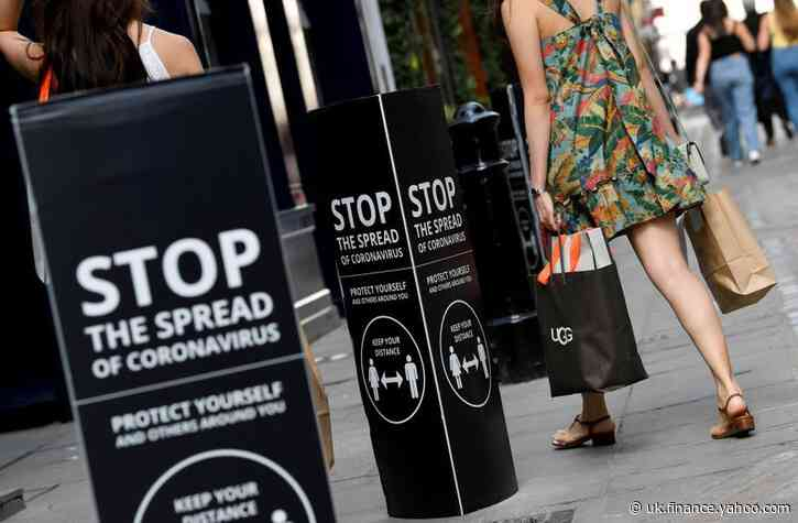 UK consumer confidence rises to highest since lockdown - GfK