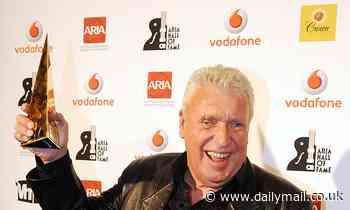 Australian music legend Max Merritt dies aged 79
