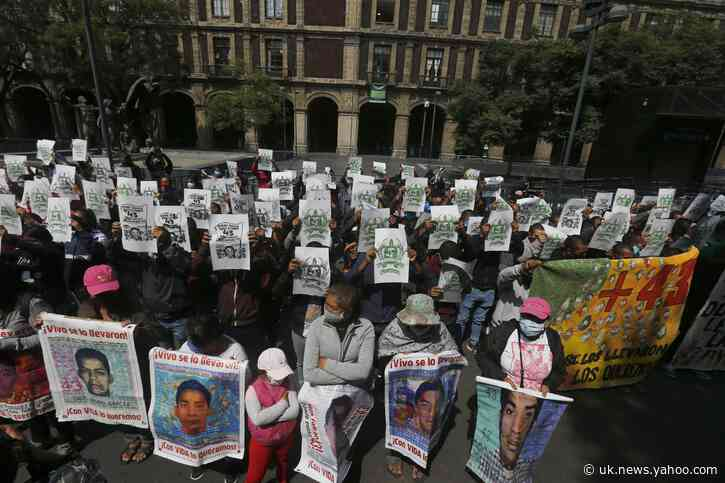 Parents of missing Mexico students want answers 6 years on