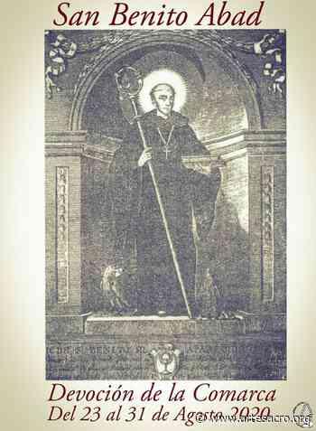 Provincia. Cultos en la Hdad. de San Benito Abad de Castilblanco de los Arroyos 2020 - artesacro.org