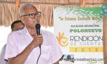 Secuestran al exalcalde de Polonuevo, Dagoberto Luna - Diario La Libertad