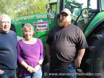 Cornwall-SDG snow removal companies say they're struggling to survive - Standard Freeholder
