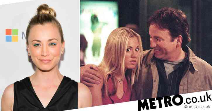 Kaley Cuoco reveals the important lesson she learnt from 8 Simple Rules co-star John Ritter