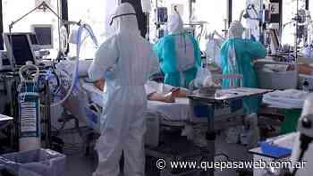 Coronavirus: estado de situación al 24 de septiembre en San Fernando - Que Pasa Web