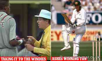 Cricket world mourns as Dean Jones passes aged just 59