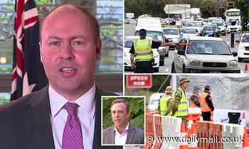 Treasurer savagely insults Queensland deputy premier on live TV