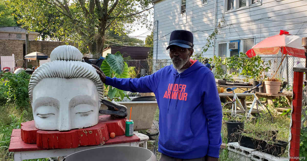 This South Side Gardener Is Behind Nearly 100 Urban Farms Across Chicago — And He's Not Slowing Down - Block Club Chicago