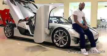 Floyd Mayweather's $21m+ car collection will blow your mind - Dexerto