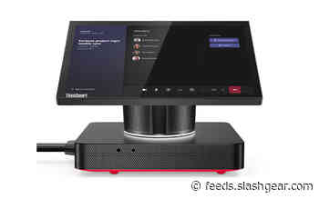 Lenovo ThinkSmart Hub envisions a hybrid workplace future