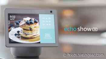 Amazon's new Echo Show 10 pans and zooms to follow you