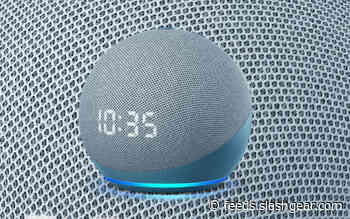 New Amazon Echo Dot released with spherical, Nexus Q look, smarter Alexa