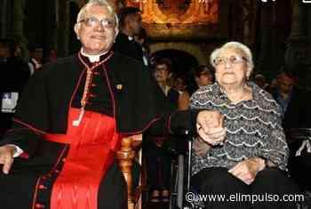 Falleció madre del Cardenal Balzar Porras #24Sep - El Impulso