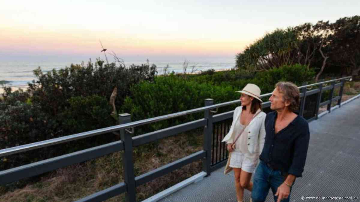 10 years, $5M, one amazing coastal pathway - Ballina Shire Advocate