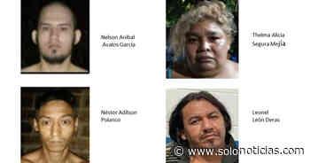 Cuatro detenidos por asesinato cometido en Izalco, Sonsonate - Solo Noticias