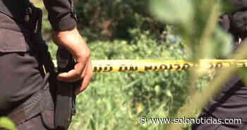 Encuentran cadáver de un hombre en cañales de San Julián, Sonsonate - Solo Noticias