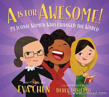 Add these children's books about Ruth Bader Ginsburg to your bookshelf - Time Out New York Kids