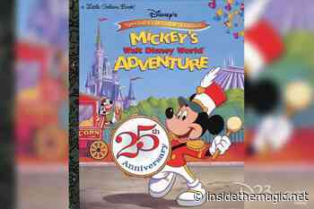 Disney Golden Books That Made a Childhood Magical - Inside the Magic