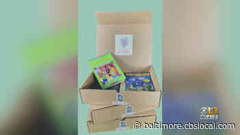 Maryland Book Bank Hits 25K Books Mailed To Baltimore Kids - CBS Baltimore