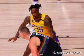 Rejuvenated Dwight Howard a 'beast' on the boards in Lakers' Game 4 win