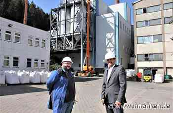 Scherben sparen Energie in Tettau - inFranken.de