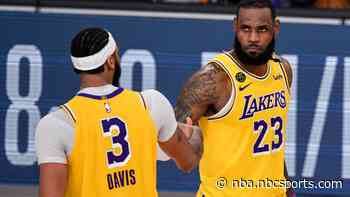 Second chance points, clutch LeBron defense earns Lakers win to go up 3-1 on Denver