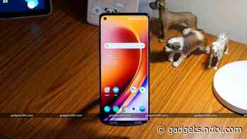OnePlus 8T Price, Specifications Tipped via Amazon Listing - Gadgets 360