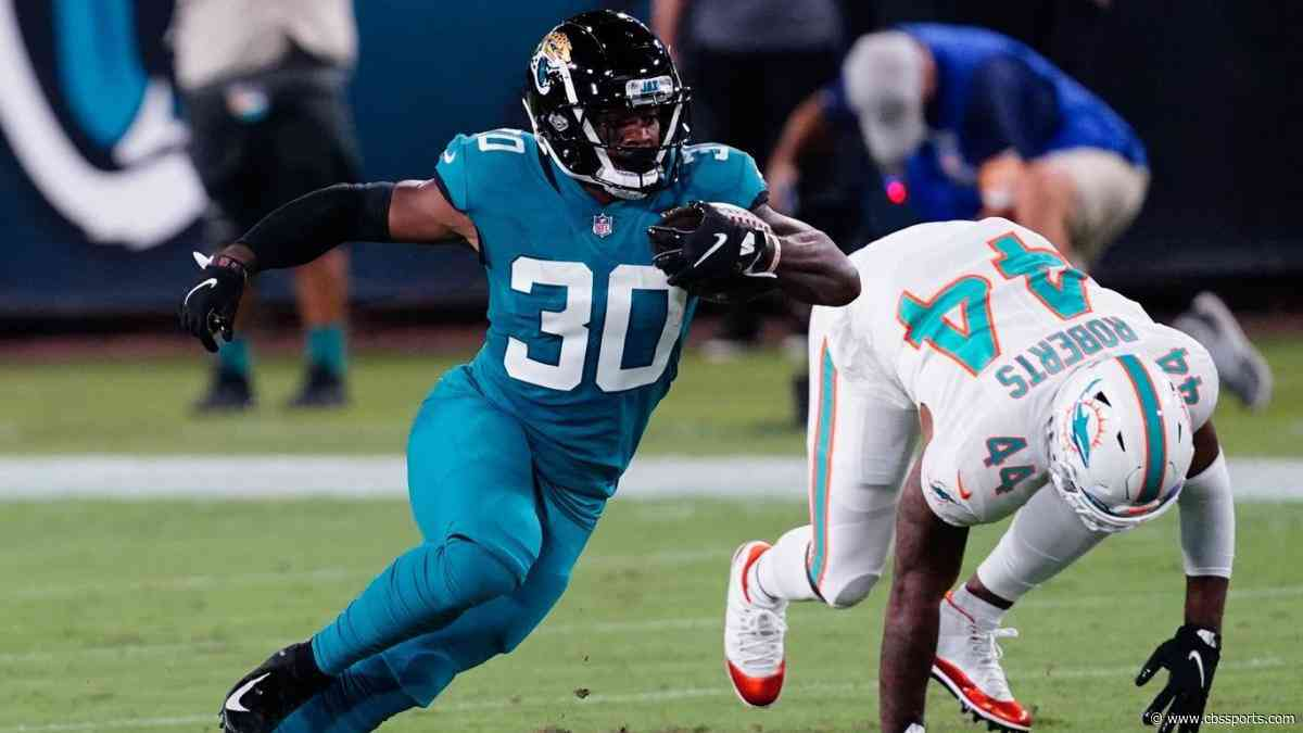 James Robinson sets NFL record among undrafted rookie running backs through three games