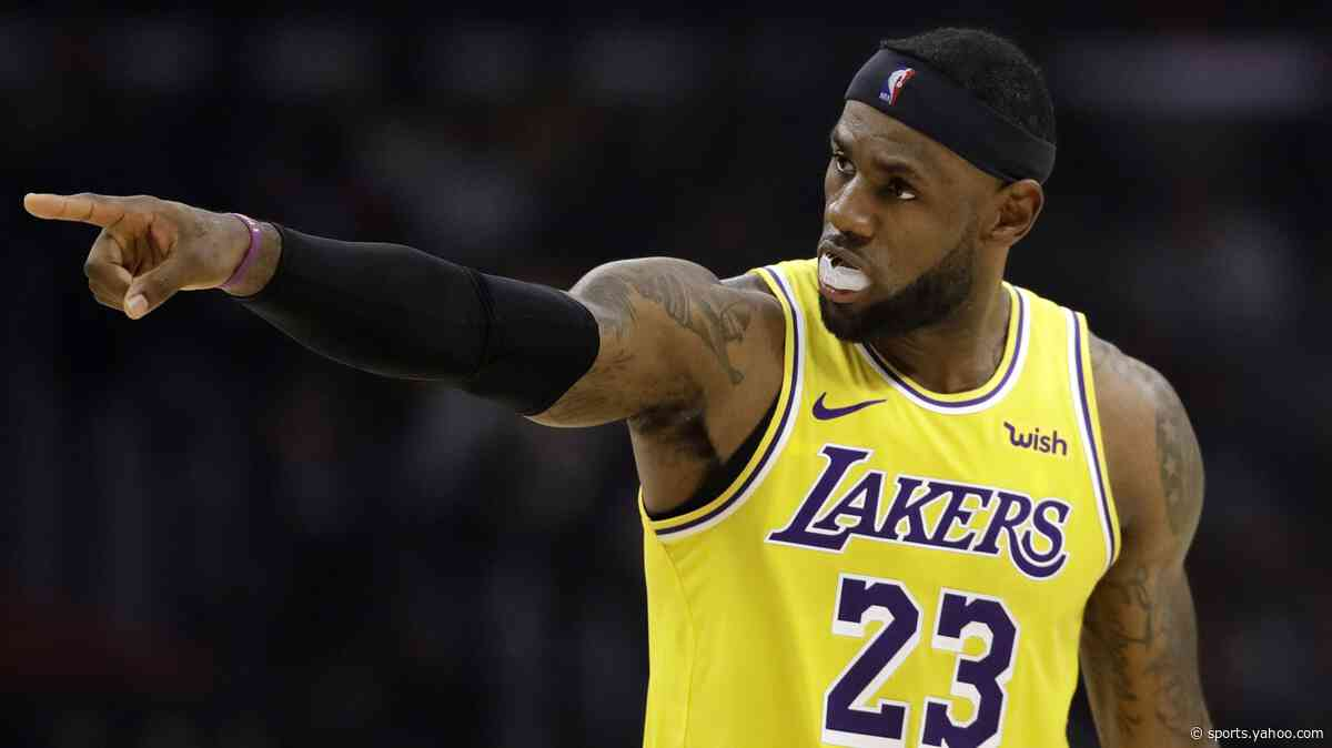 Lakers scrape by Nuggets in Game 4 win