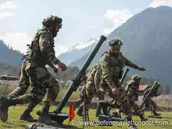 Ladakh standoff: Indian Army gets martial arts training - Defence News India - Defence Aviation Post