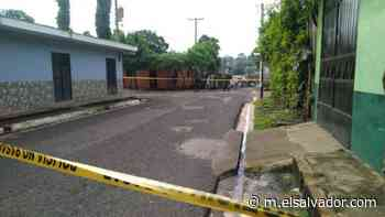 Hombre muere tras ser atacado con arma blanca en Nahuizalco | Noticias de El Salvador - elsalvador.com