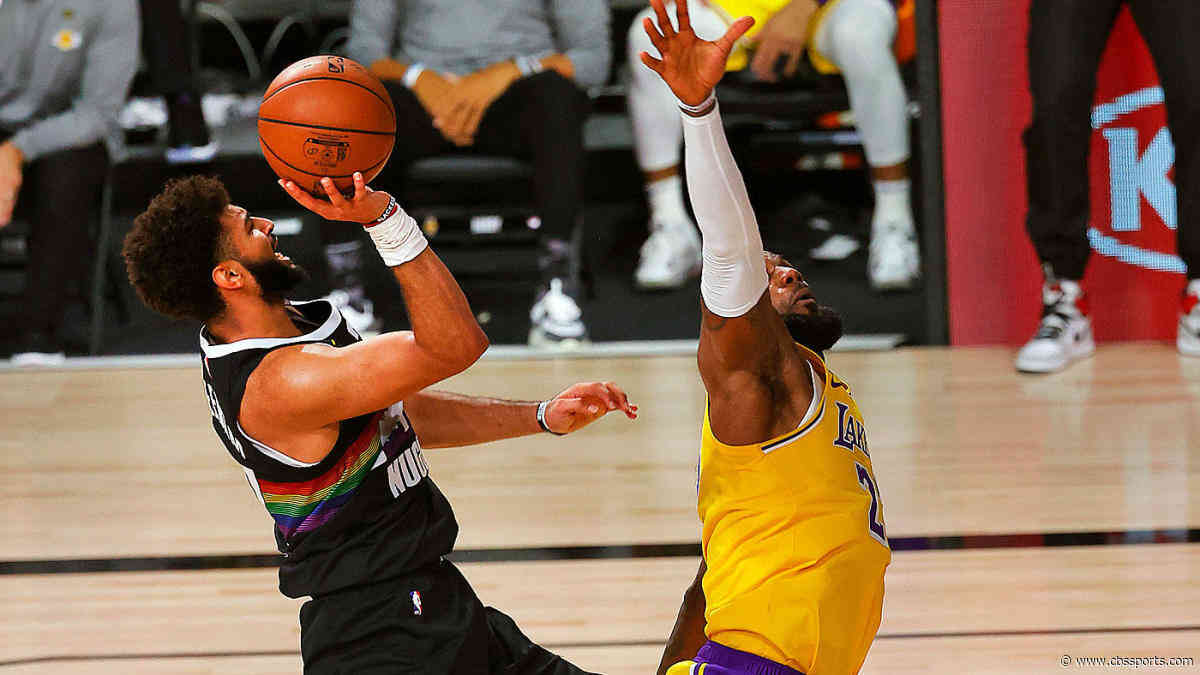 Lakers vs. Nuggets: What really happened after LeBron James started guarding Jamal Murray down the stretch