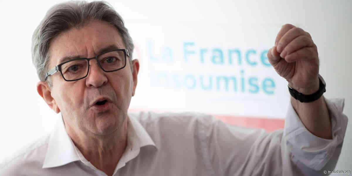 Jean-Luc Mélenchon veut déboulonner une statue de saint Louis - Aleteia : un regard chrétien sur l'actualité, la spiritualité et le lifestyle