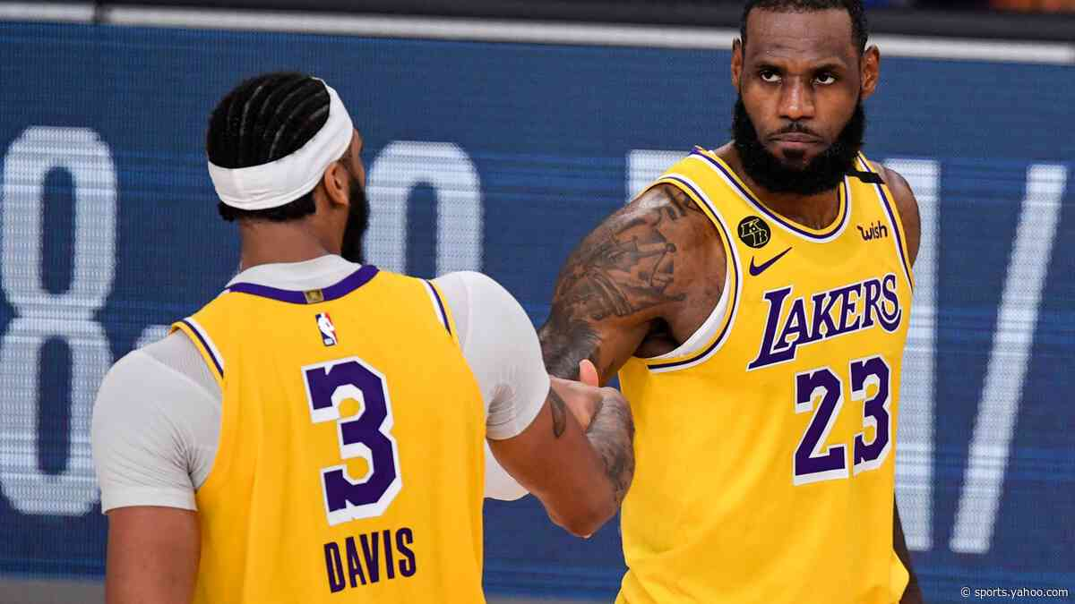 The Rush: Lakers put Nuggets in familiar 3-1 hole