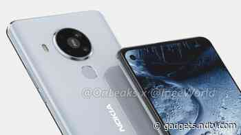 Nokia 7.3 Leaked Renders Tip Quad Rear Cameras, Fingerprint Sensor