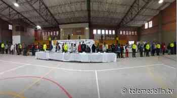 Capturan 43 presuntos integrantes de Los Chata en La Ceja - Telemedellín