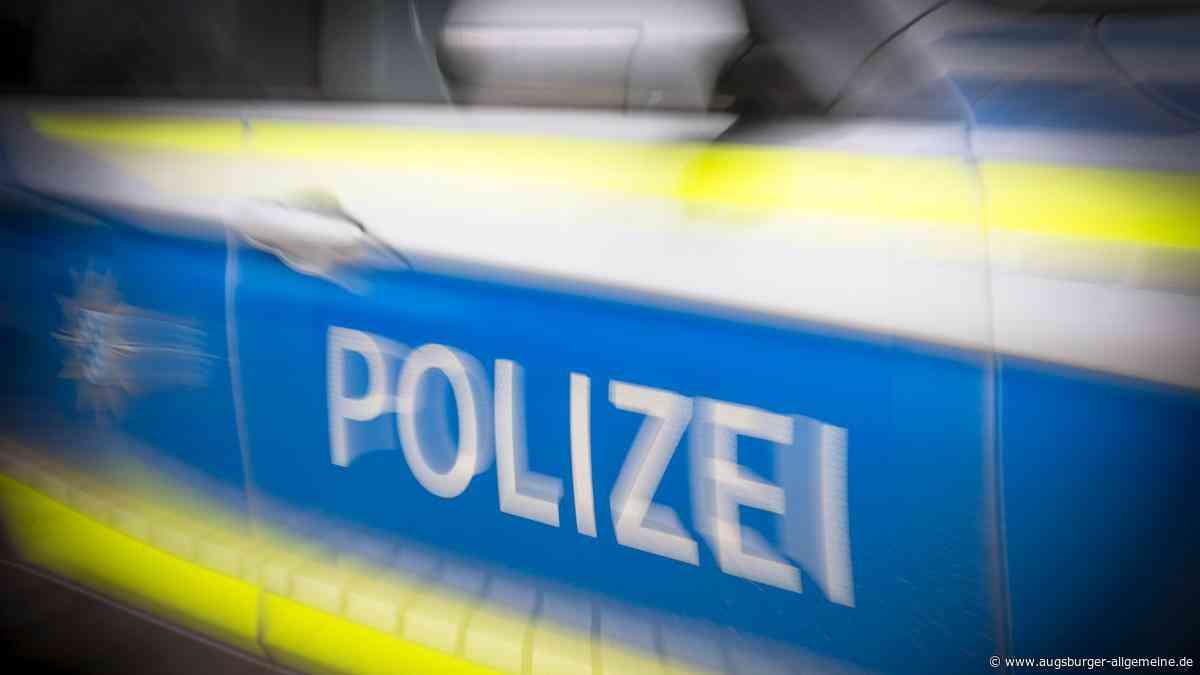 Autorennen auf A96 bei Landsberg: Junger Mann überholt auf Seitenstreifen