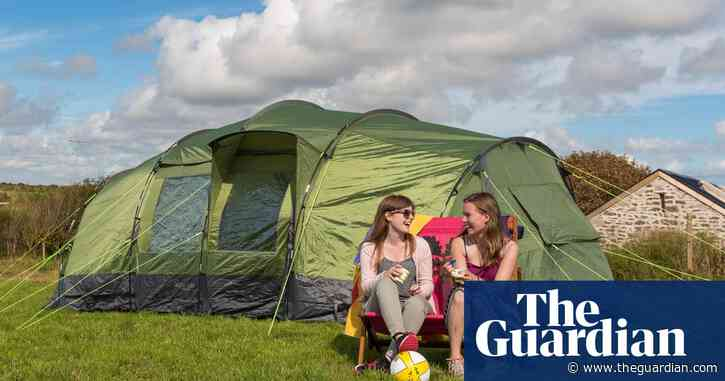 Canvas opinions: our pick of the best sites for autumn camping
