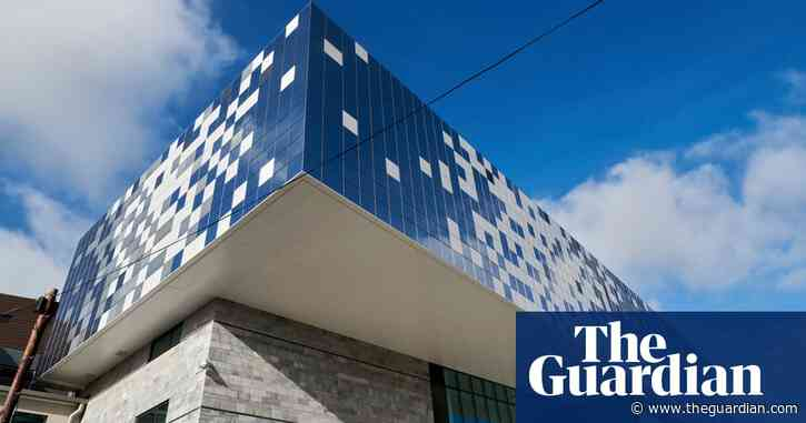 'Like a storage shed blown in by a gale' –  Plymouth's new £46m Box gallery