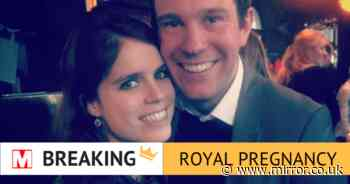 Princess Eugenie is pregnant as she and husband Jack announce baby due in 2021