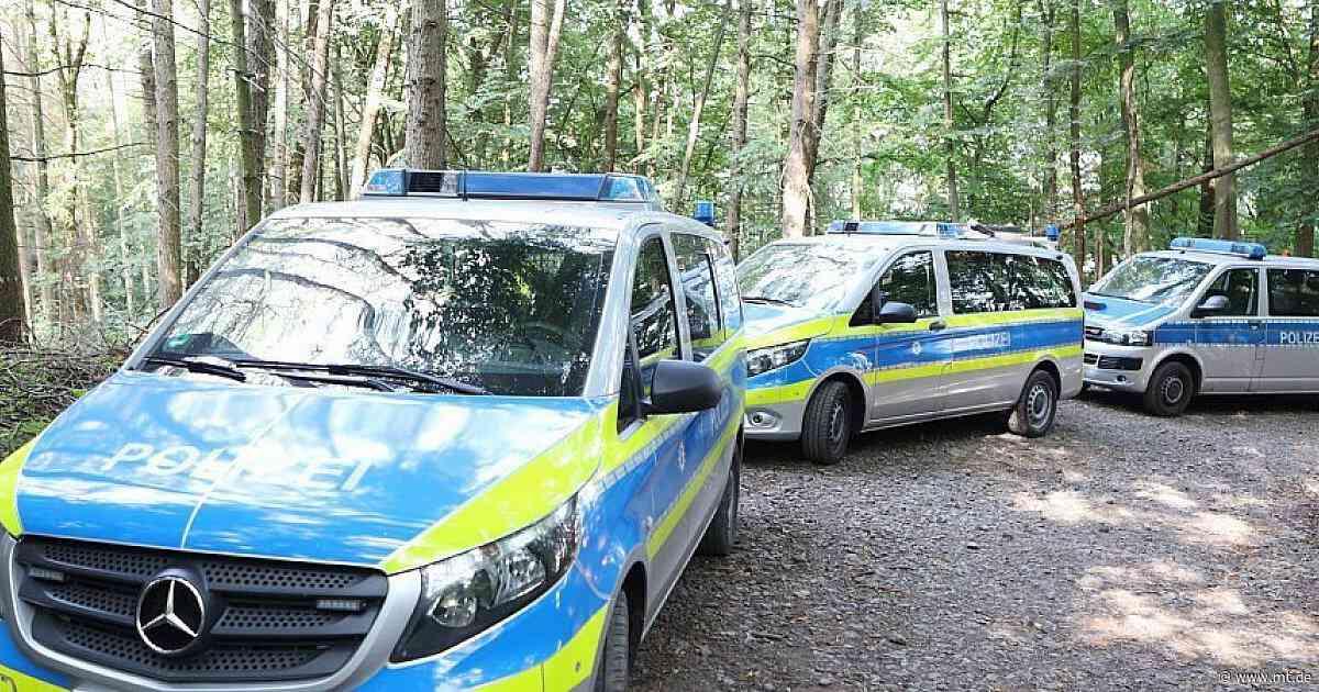 Update: Vermisster Mountainbiker ist wieder da - so wurde er gefunden | Petershagen - Mindener Tageblatt