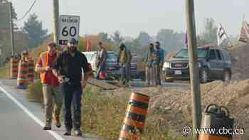 Ontario police services board calls Six Nations members halting housing development 'terrorists'