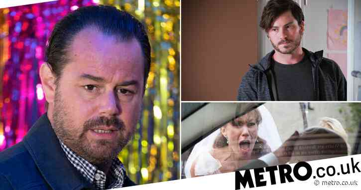 EastEnders spoilers: 36 new images reveal Mick's Frankie terror, Gray explodes and wedding drama